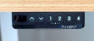FLEXISPOTメモリボタン