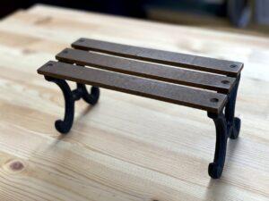 小物を置く台