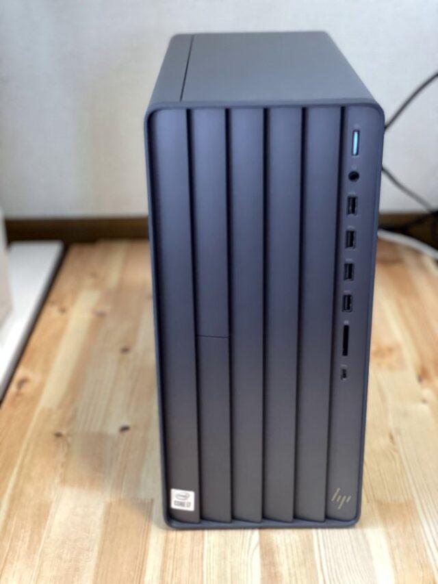 パソコン HP TE1